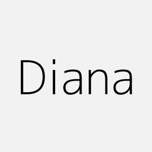significado del nombre diana
