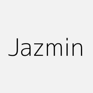significado del nombre jazmin