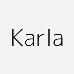 significado del nombre karla