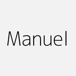 significado del nombre manuel
