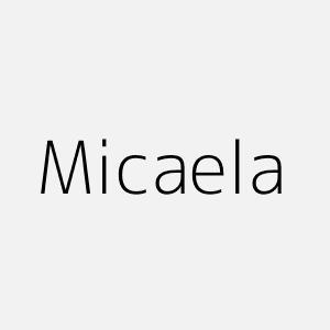 significado del nombre micaela