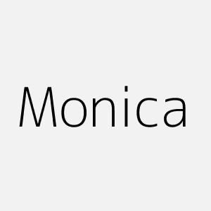 significado del nombre monica