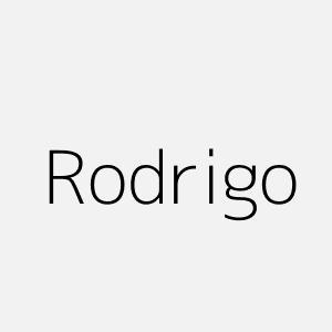 Significado del nombre Rodrigo