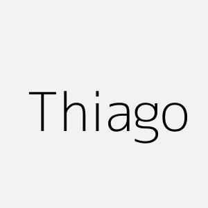 significado del nombre thiago