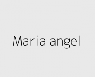 maria angel