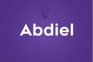 Significado del nombre Abdiel