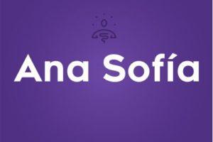 Significado del nombre Ana Sofía