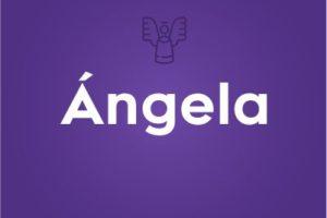 Significado del nombre Ángela