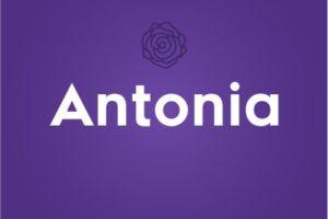 Significado del nombre Antonia