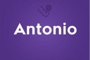 Significado del nombre Antonio