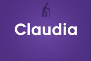 Significado del nombre Claudia