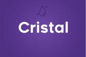 Significado del nombre Cristal